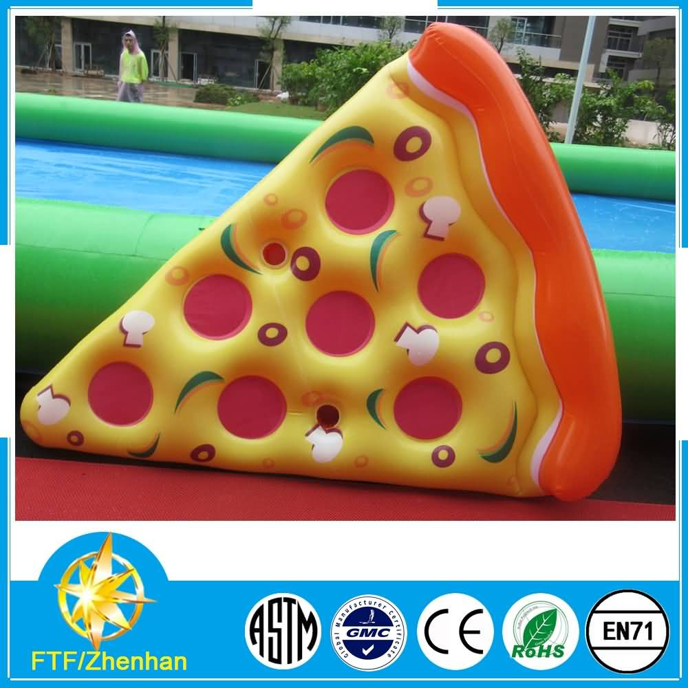 2015 most popular hotquality cheap pizza air mattress/floating row