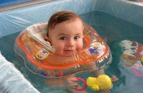 2017 Hot Fashion's Most Popular Swimming Rings For Babies