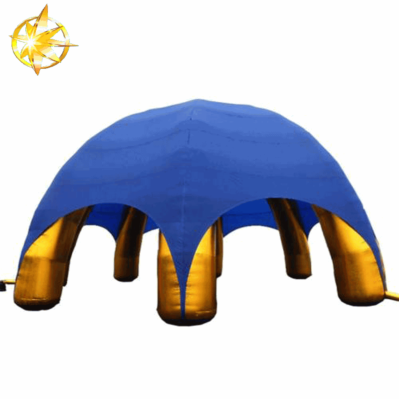 inflatable commercial advertising tent