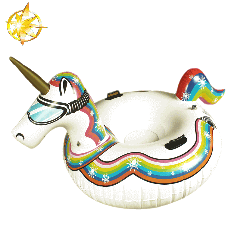 New products 2018 Unicorn Pool Pvc Inflatable Animal Water Toys