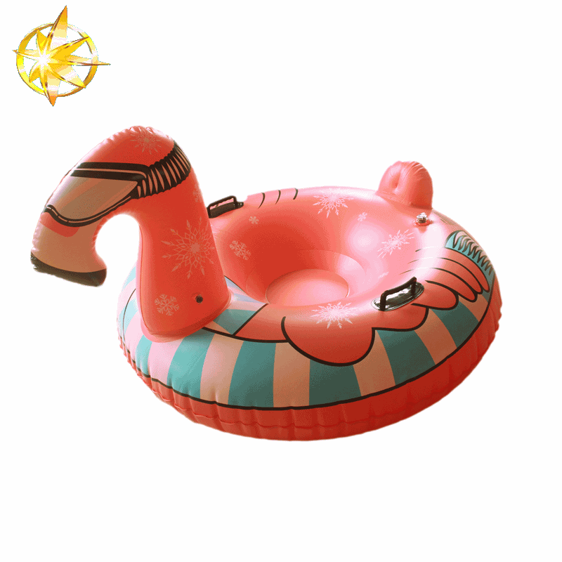 2018 trending products Giant Inflatable Pool Float Flamingo