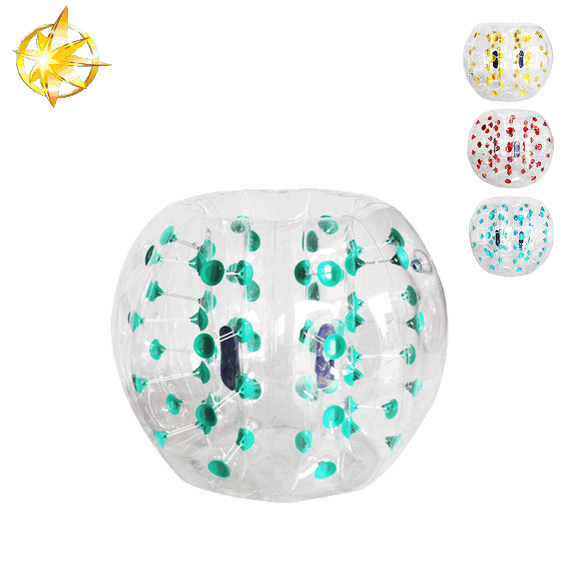 New 2018 1.5m Diameter Hot Sale inflatable zorb balls