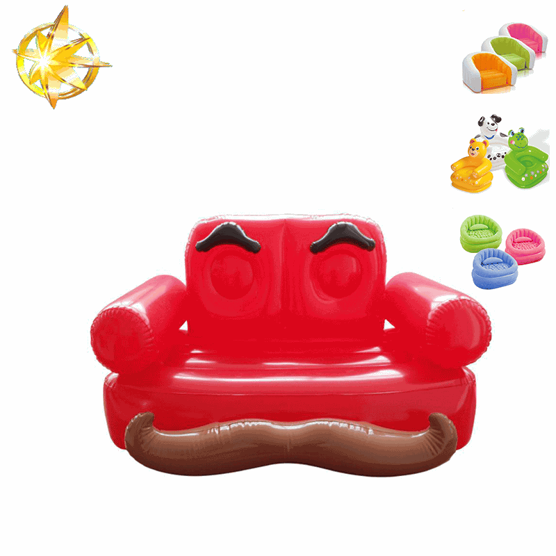 Factory Cheap Inflatable Sofa