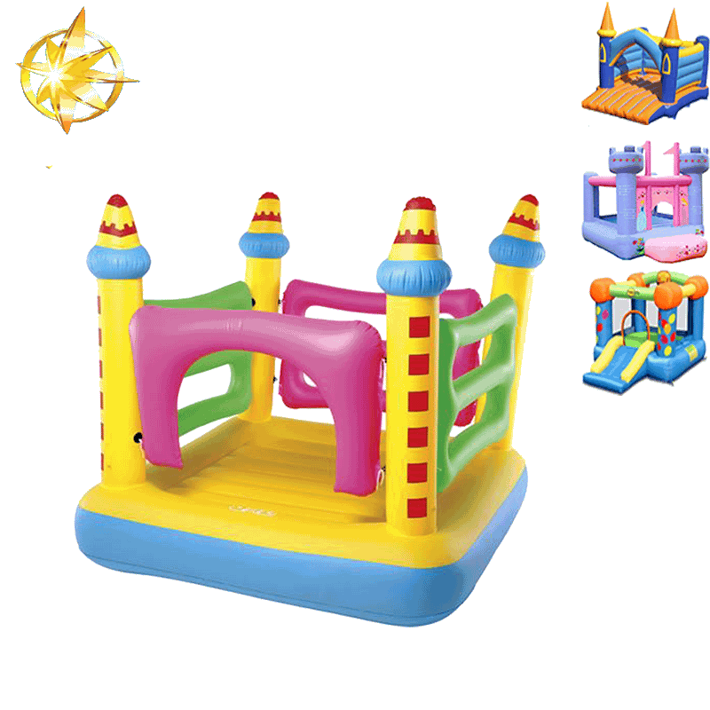 2018 inflatable bouncing castle From China Factory
