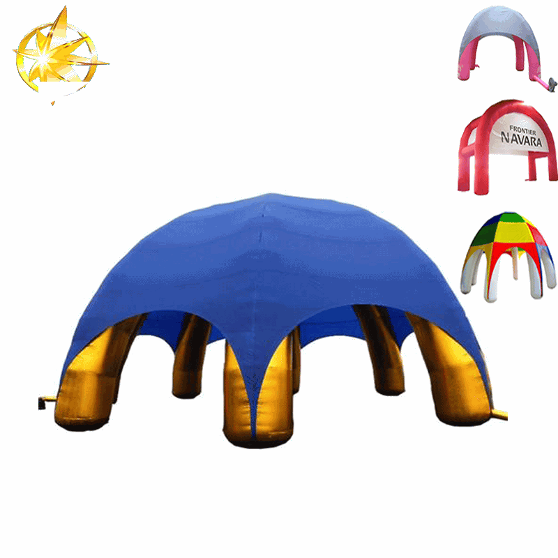 2018 Customized inflatable party ten For Sale