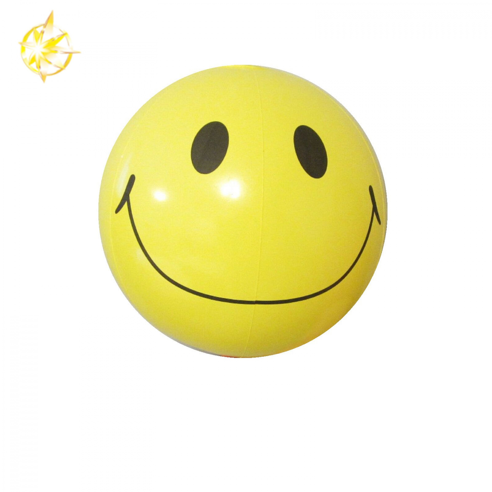 inflatable large smile face beach balls beachball party favors