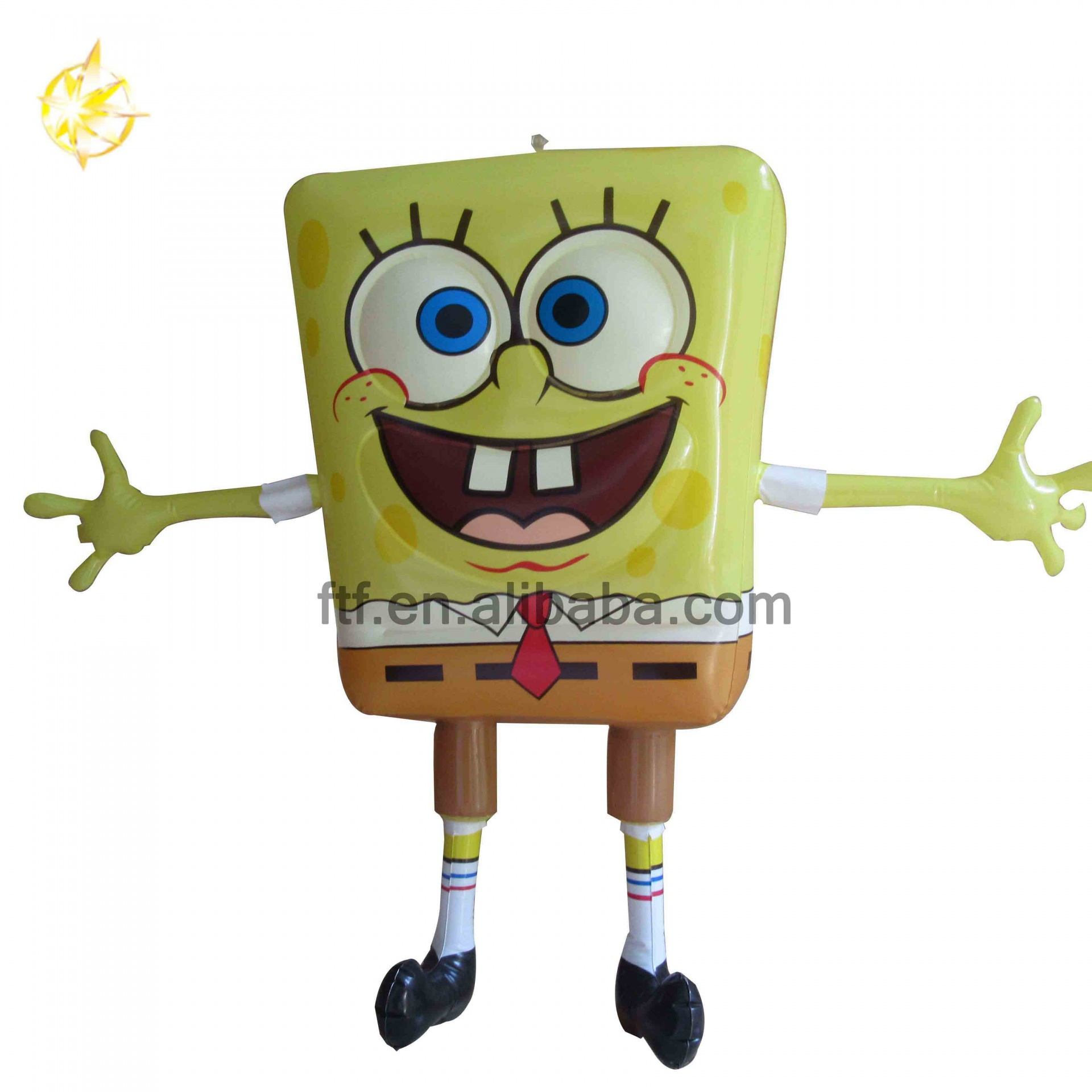 Inflatable Cartoon People Toys For Kid Play