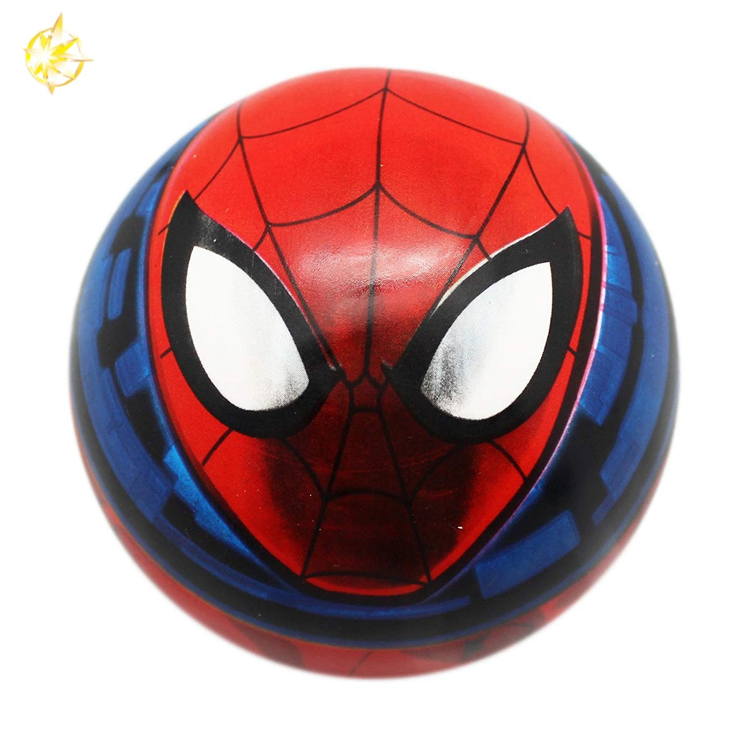 Spiderman inflatable beach ball for summer swimming pool party toys